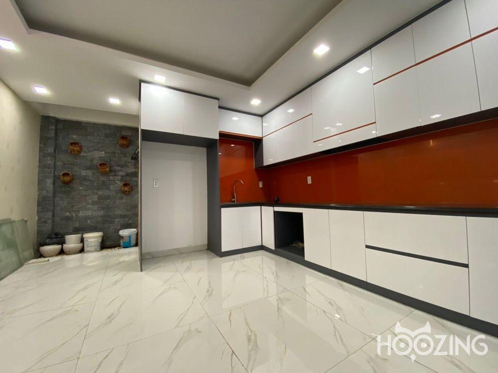 Cho Thuê Nhà Hẻm Xe Hơi Đường Trần Thái Tông Quận Tân Bình