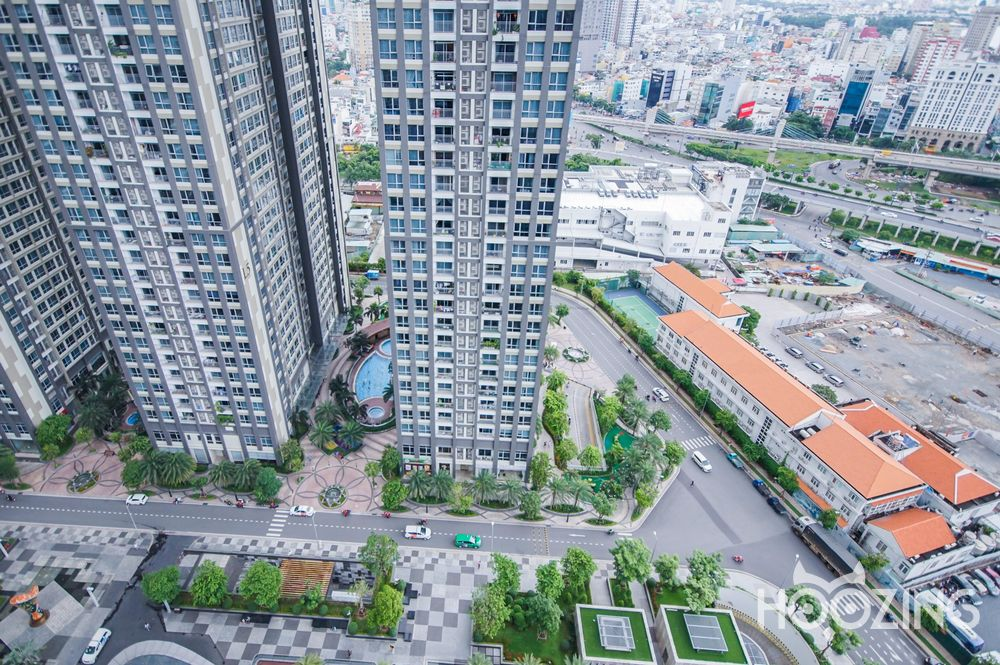 Landmark 81 - Vinhomes Central Park Apartment 1 Bedroom - Fully Furnished & Charming Decor In A Cozy Home