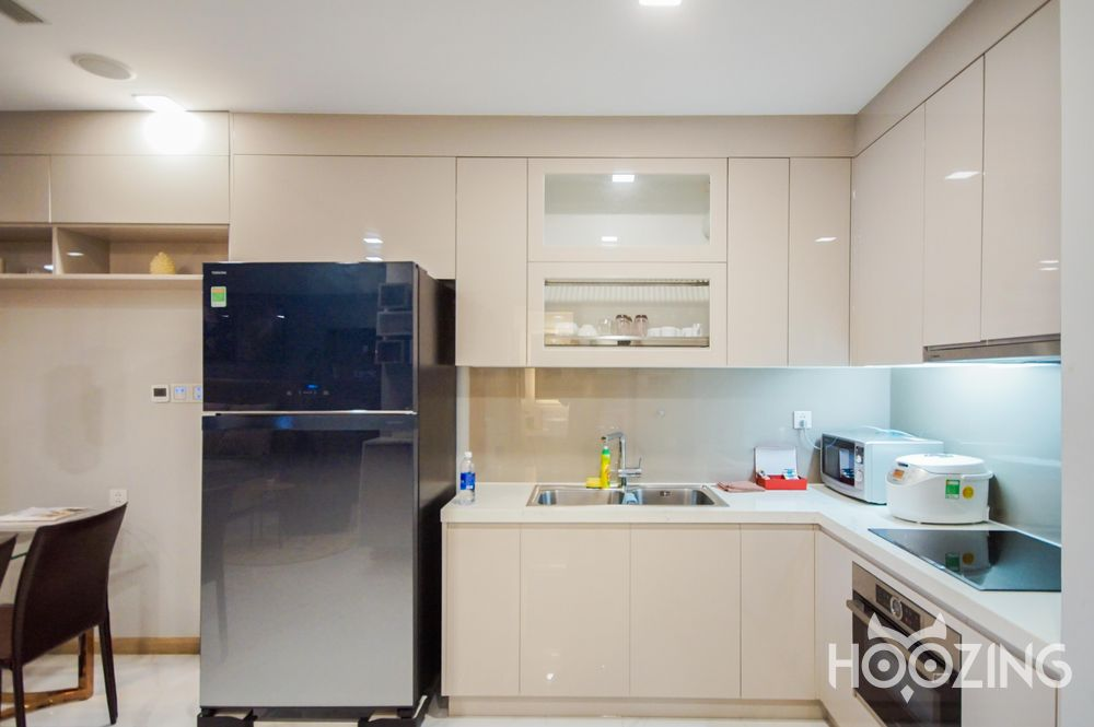 Landmark 81 - Vinhomes Central Park Apartment 1 Bedroom - Fully Furnished & Charming
