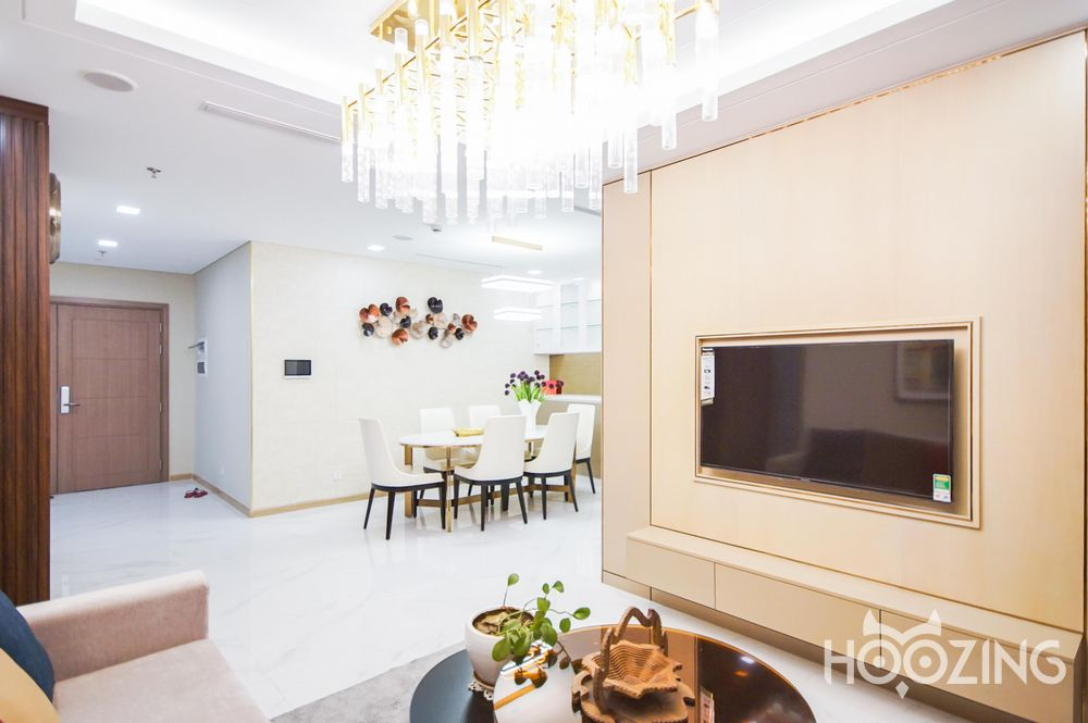 Landmark 81  - Vinhomes Central Park Apartment 4 Bedrooms - Fully Furnished & Spacious