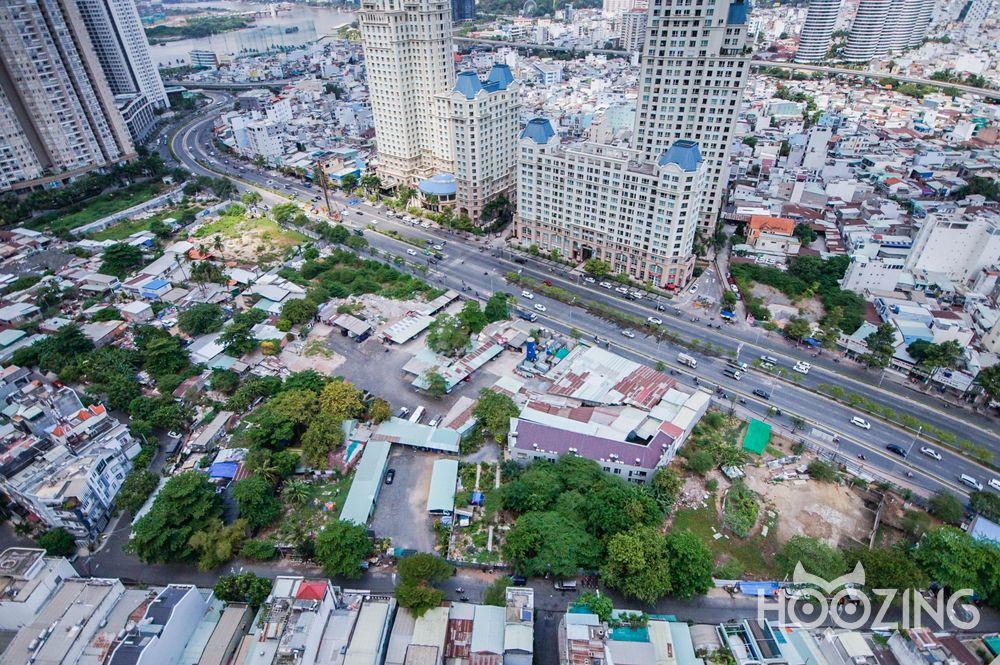 Bán Căn hộ 1 PN Vinhomes Central Park - Tầng Cao View Thành Phố