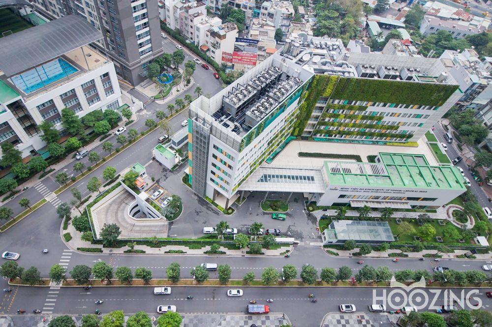 Cho Thuê Office-tel 1 PN Vinhomes Central Park - Nội Thất Lung Linh