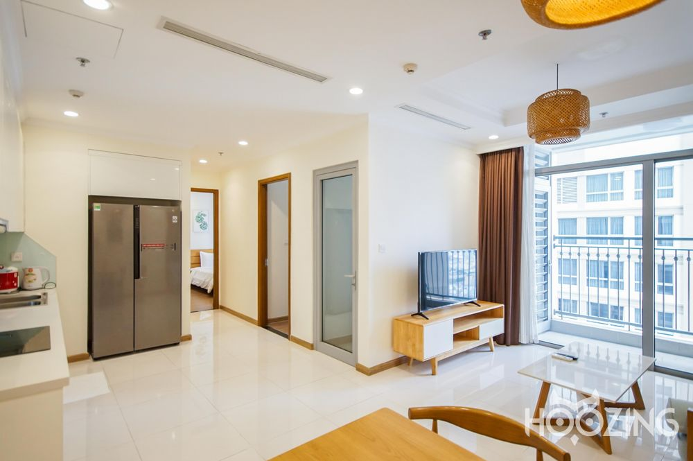 Vinhomes Central Park Apartment 2 Bedrooms - Fully Furnished & Exquisite
