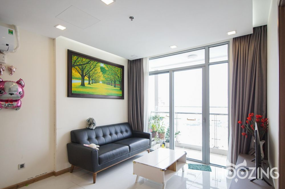 Bán  Office-tel 2 PN Vinhomes Central Park - Tầng Cao View Thoáng