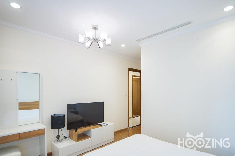 Căn hộ 2 PN Vinhomes Central Park - Đầy đủ nội thất, tươi sáng và tinh tế