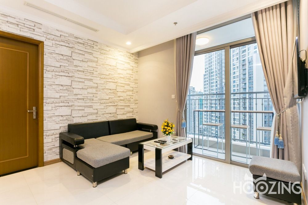 Vinhomes Central Park Apartment 3 Bedrooms - Fully Furnished & Luxurious