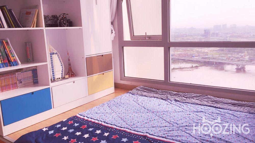 Bán Căn hộ 3 PN Vinhomes Central Park - Phòng Ngủ Có View Sông Siêu Đẹp