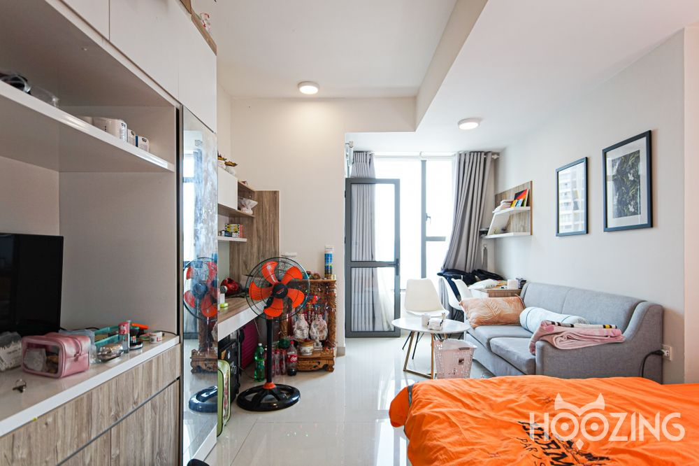 Rivergate Residence Studio Apartment 1 Bedroom - Fully Furnished & Cozy