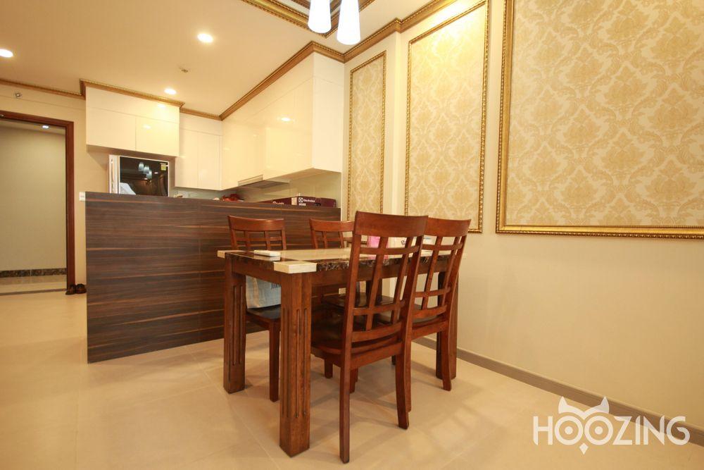 Bán Căn hộ 2 PN The Goldview - Nội Thất Lung Linh