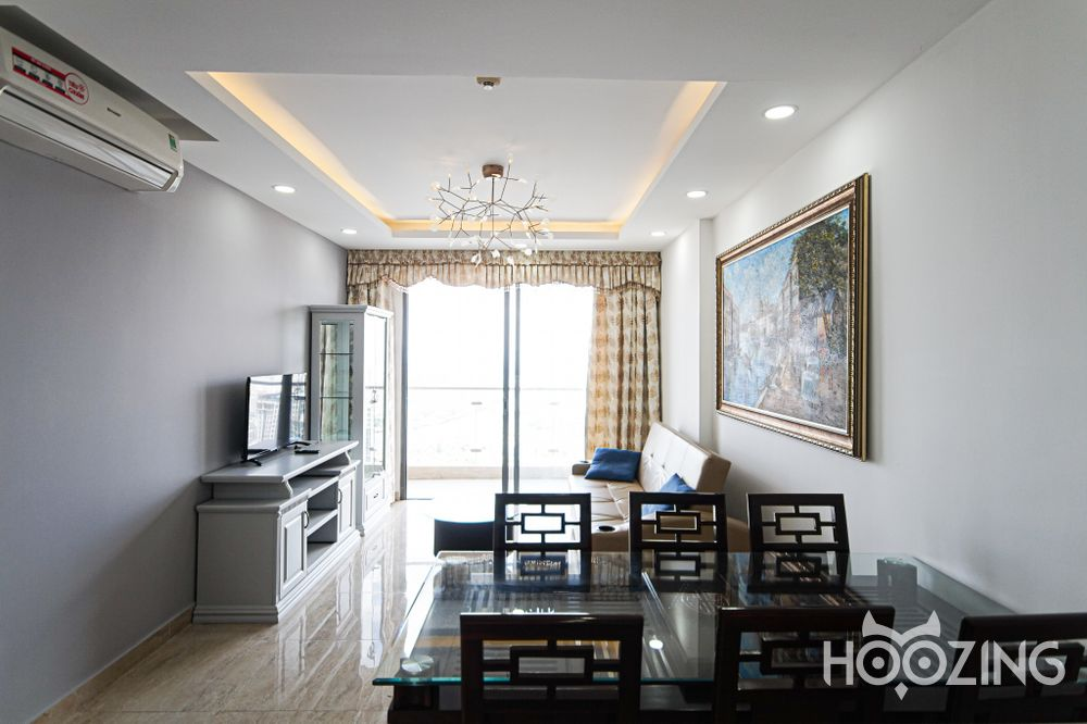 The Goldview Apartment 2 Bedrooms - Fully Furnished & Well-Lit & Elegant Designs