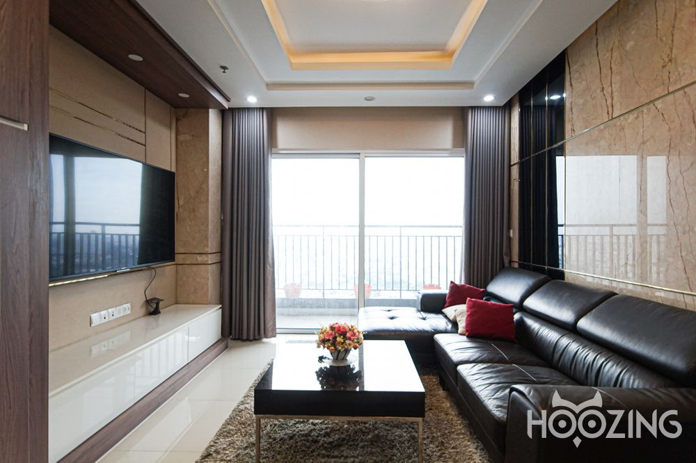 Sunrise City Apartment 3 Bedrooms - Fully Furnished & Luxurious