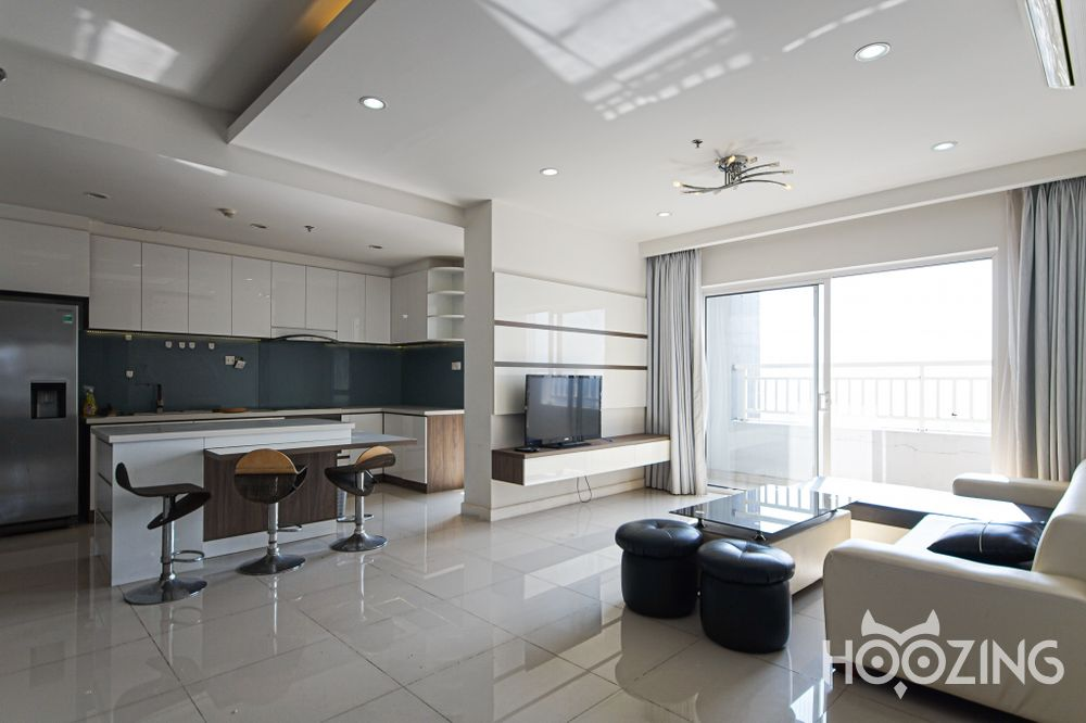 Sunrise City Apartment 3 Bedrooms - Fully Furnished & Spacious