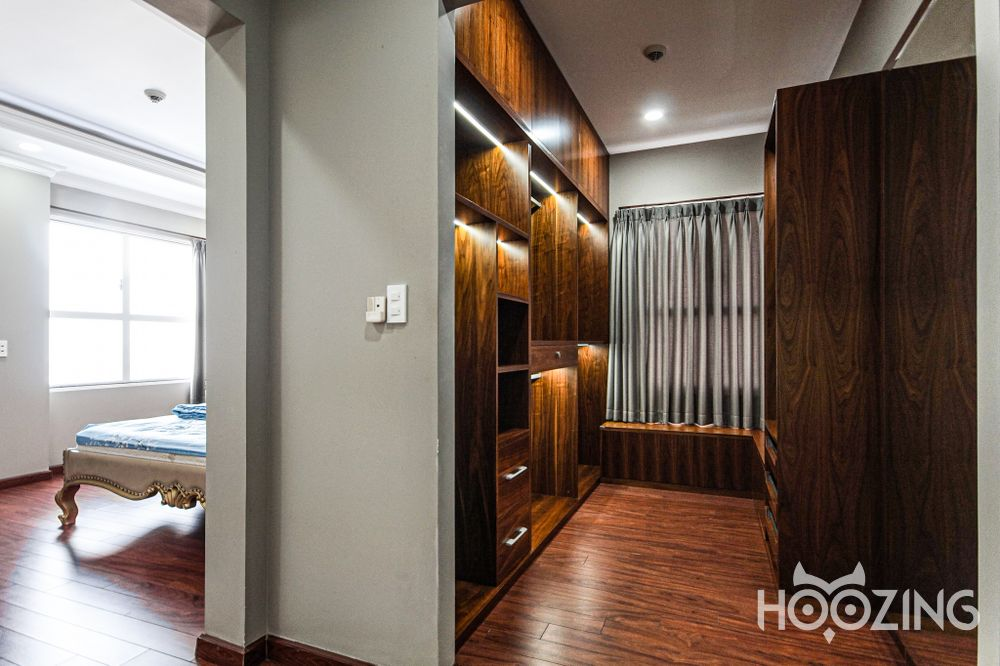 Sunrise City Apartment 2 Bedrooms for Rent - European Style