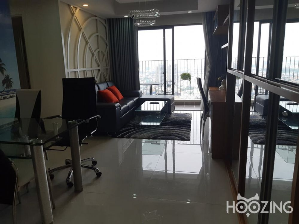 Masteri Thao Dien Apartment 2 Bedrooms for Rent - Fully Furnished