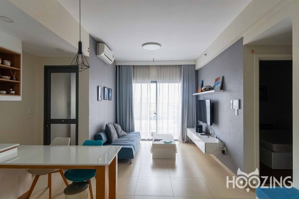 Masteri Thao Dien Office-tel Apartment 1 Bedroom - Fully Furnished & Cozy