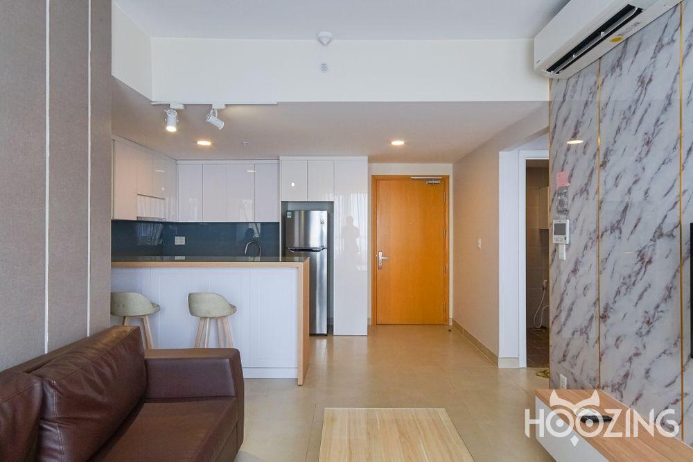 Masteri Thao Dien Apartment 1 Bedroom for Rent - Sun-Filled Bedroom