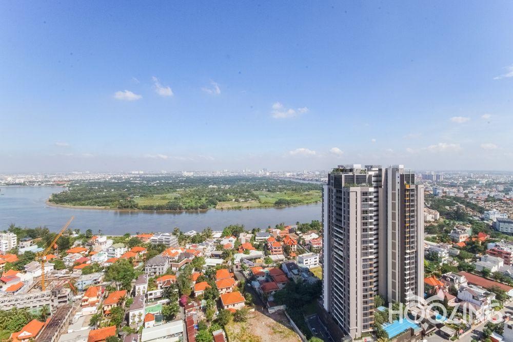 Cho Thuê Căn hộ 3 PN Masteri Thảo Điền - Tầng Cao View Thoáng