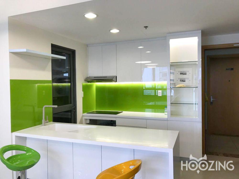 Masteri Thao Dien Apartment 2 Bedrooms for Rent -  Cozy Design