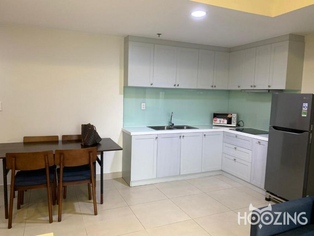 Masteri Thao Dien Apartment 2 Bedrooms - Fully Furnished & Dazzling
