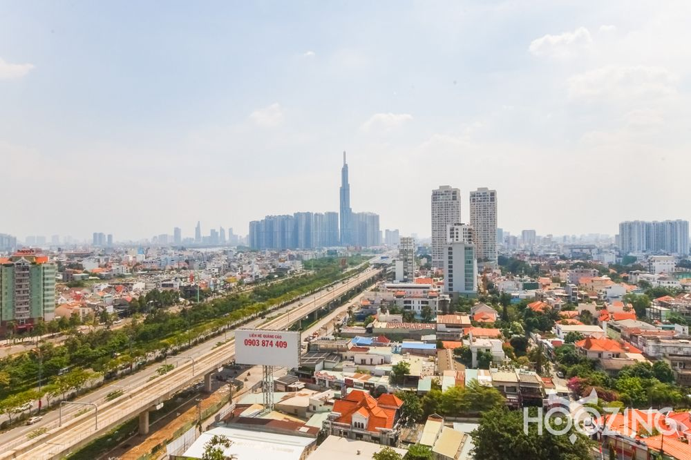 Masteri Thao Dien Apartment 2 Bedrooms - Fully Furnished & Sun-Filled