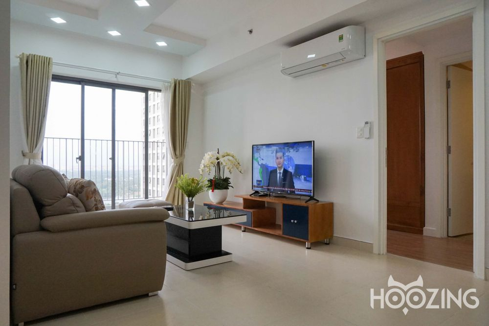 Masteri Thao Dien Office-tel Apartment 3 Bedrooms - Fully Furnished & Elegant & Decent
