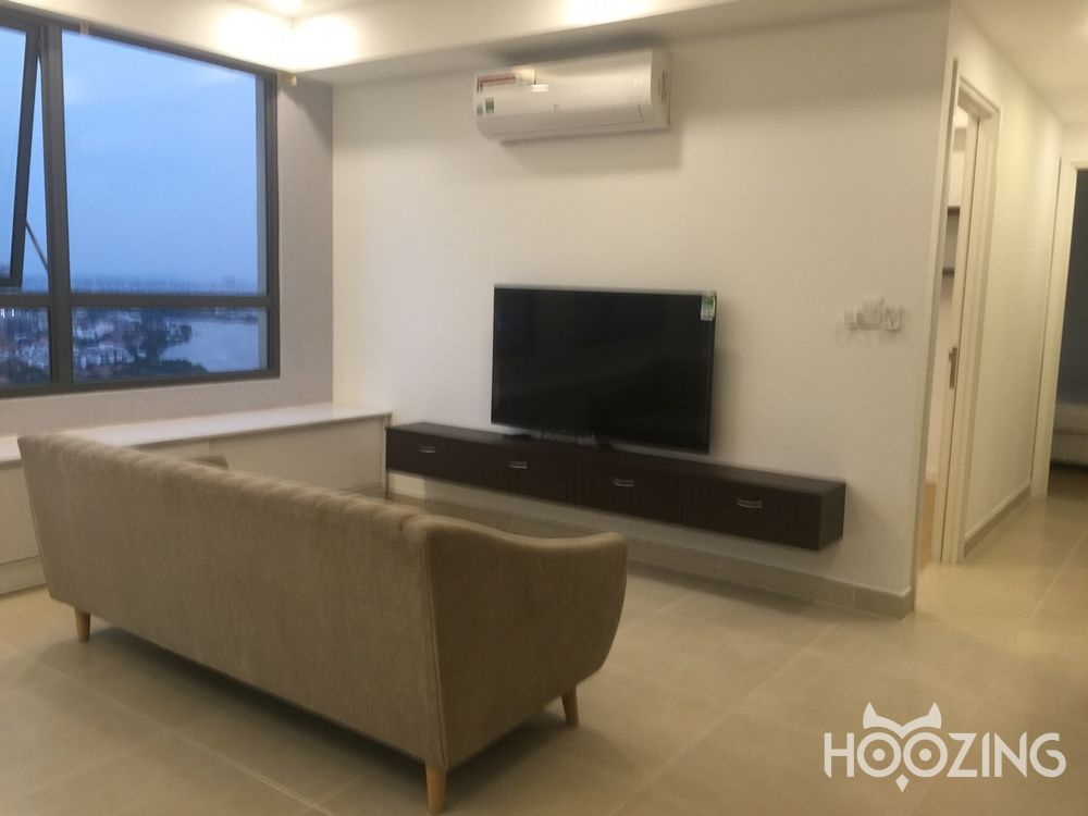 Masteri Thao Dien Apartment 3 Bedrooms - Fully Furnished & Generously-Sized