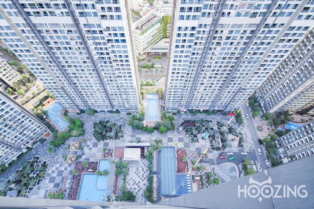 Cho Thuê Căn hộ 1 PN Landmark 81 Vinhomes Central Park - Không Nội Thất & Tràn Ngập Ánh Sáng