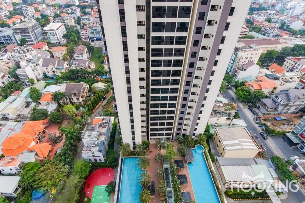 Bán Căn hộ 2 PN The Ascent - Nội Thất Lung Linh