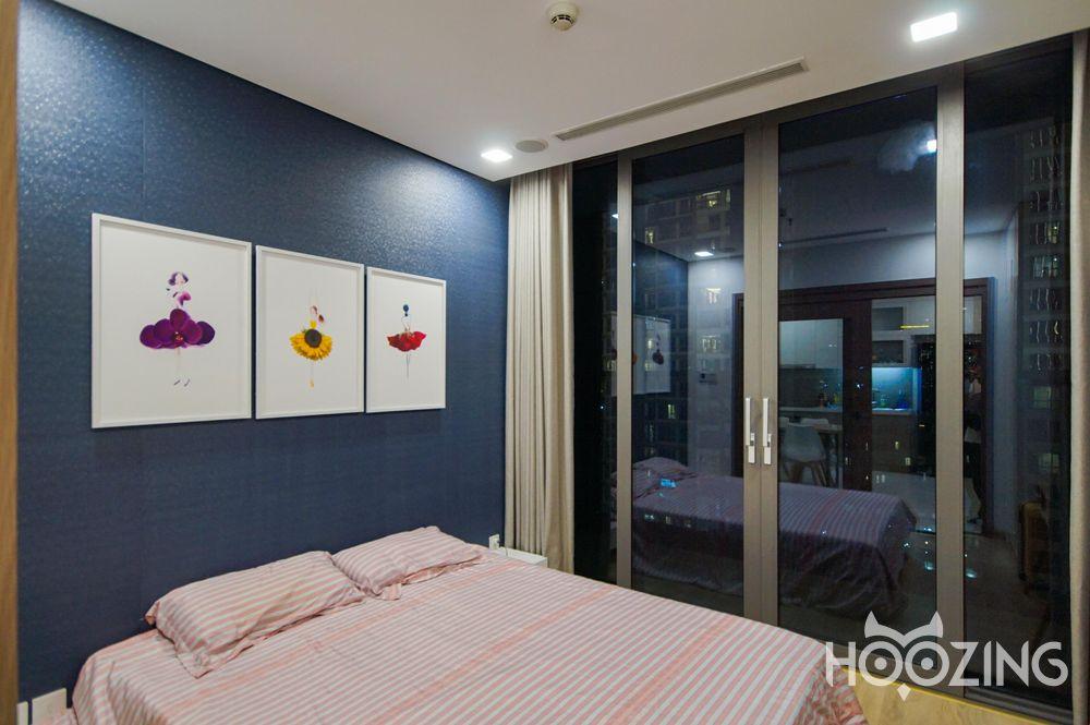 Landmark 81 - Vinhomes Central Park Apartment 1 Bedroom - Fully Furnished & Cozy