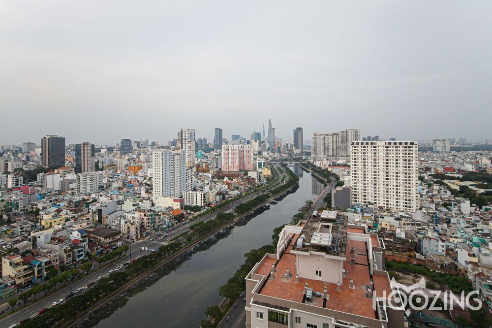 Cho Thuê Căn hộ 1 PN The Goldview - Gần Trung Tâm Thành Phố