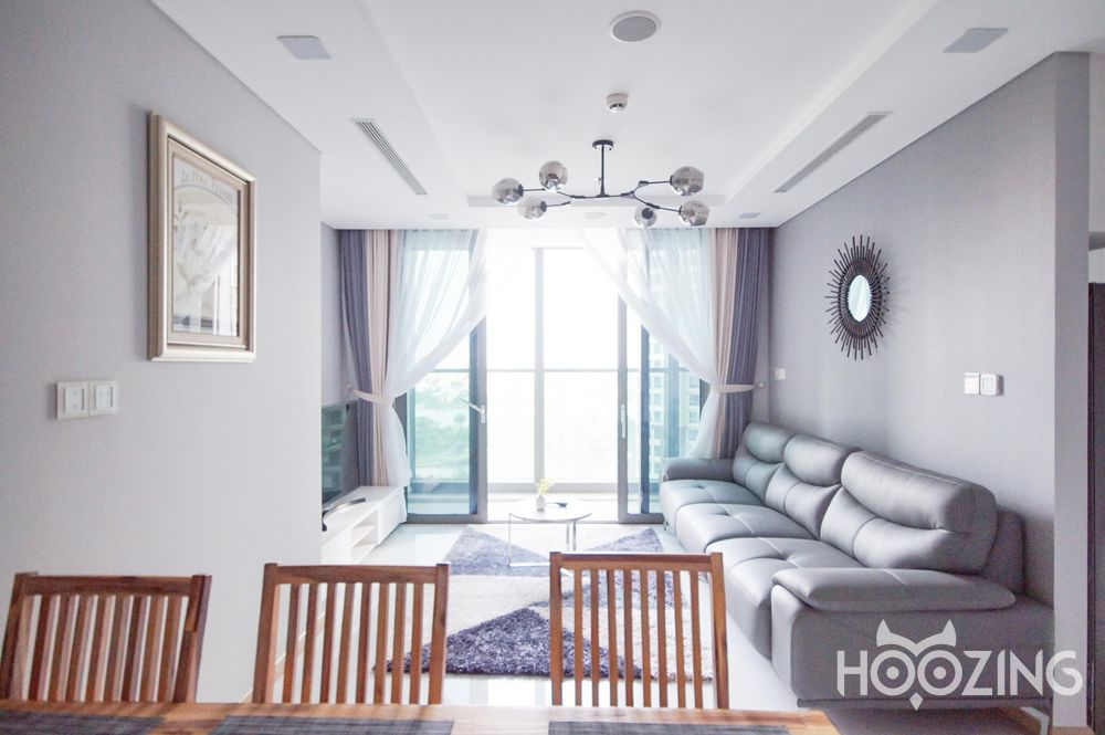 Landmark 81  - Vinhomes Central Park Apartment 3 Bedrooms - Fully Furnished & Spacious