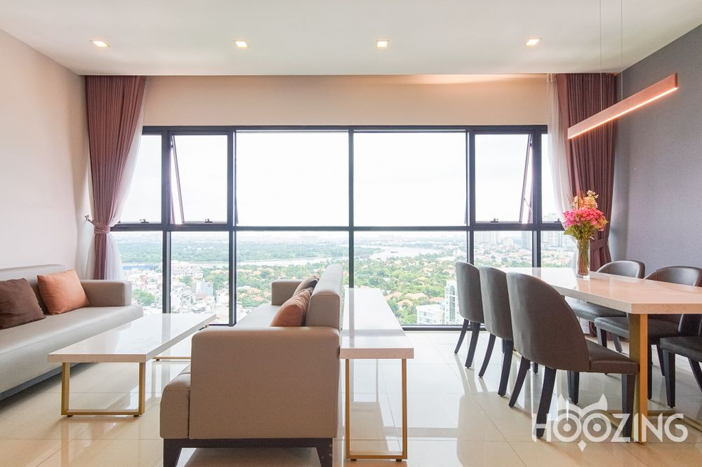 The Ascent Apartment 3 Bedrooms for Rent - Visually Stunning View