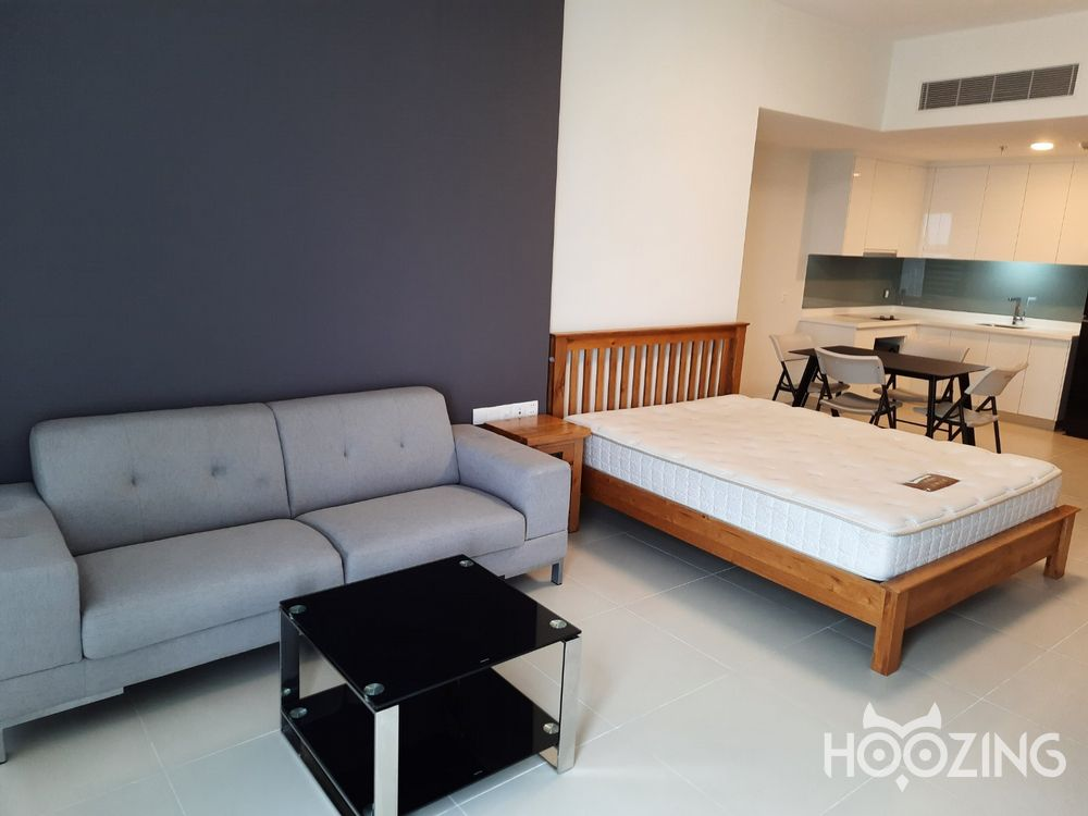 Gateway Thao Dien Studio Apartment 1 Bedroom - Fully Furnished & Cozy