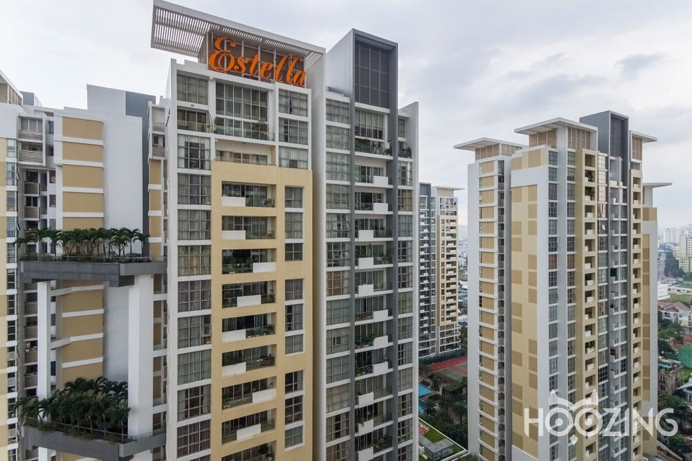 Estella Heights Apartment 1 Bedroom for Rent - Fully Furnished & Dazzling
