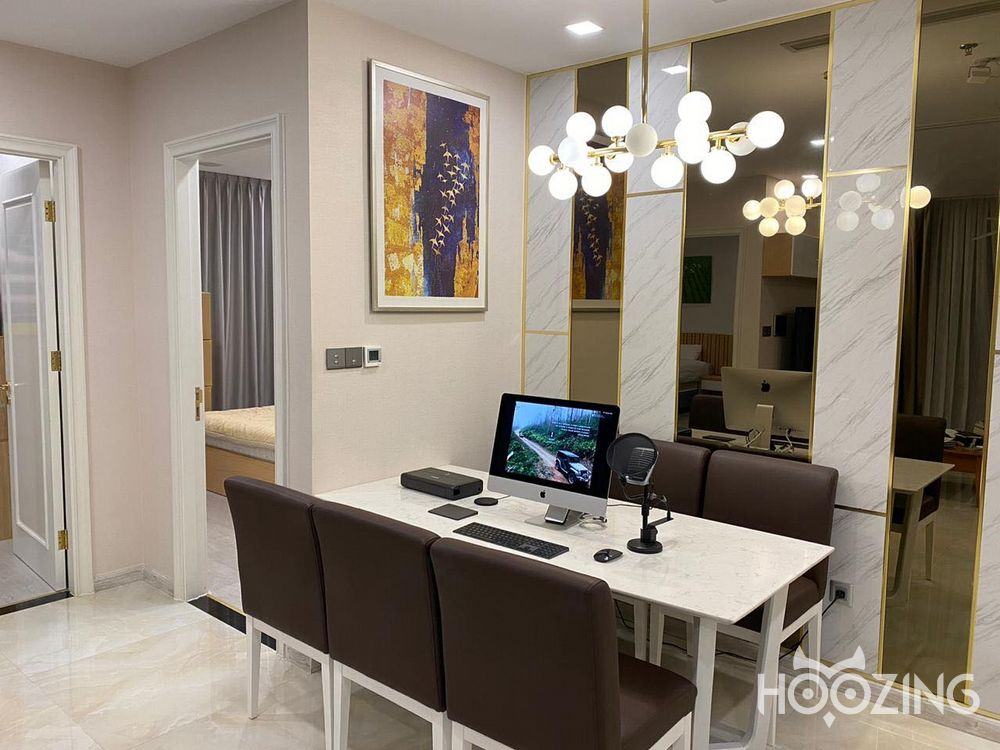 Vinhomes Golden River Apartment 3 Bedrooms - Fully Furnished & Exquisite