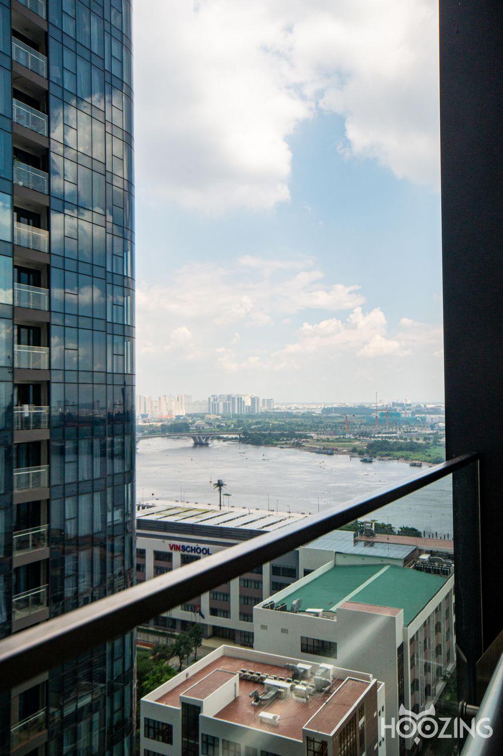 Vinhomes Golden River Office-tel Apartment 2 Bedrooms - Basic Furnished & Sun-Filled