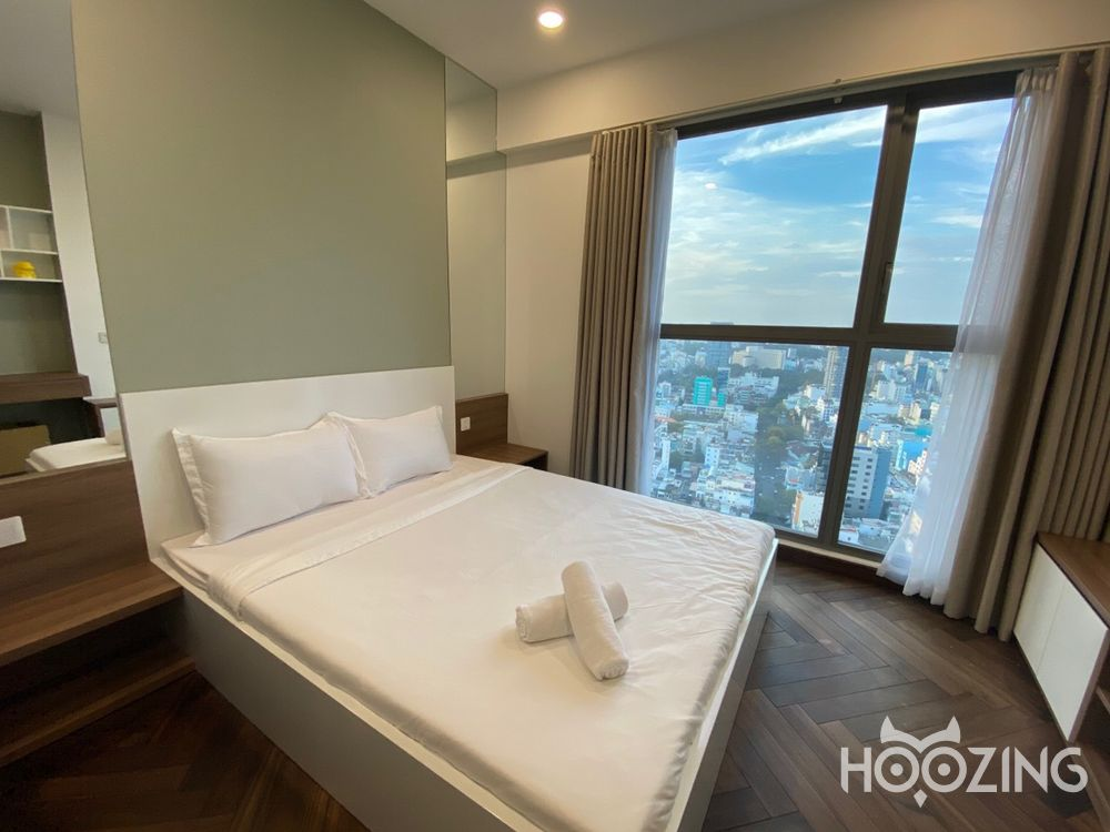 Masteri Millennium Apartment 3 Bedrooms - Fully Furnished & Commodious