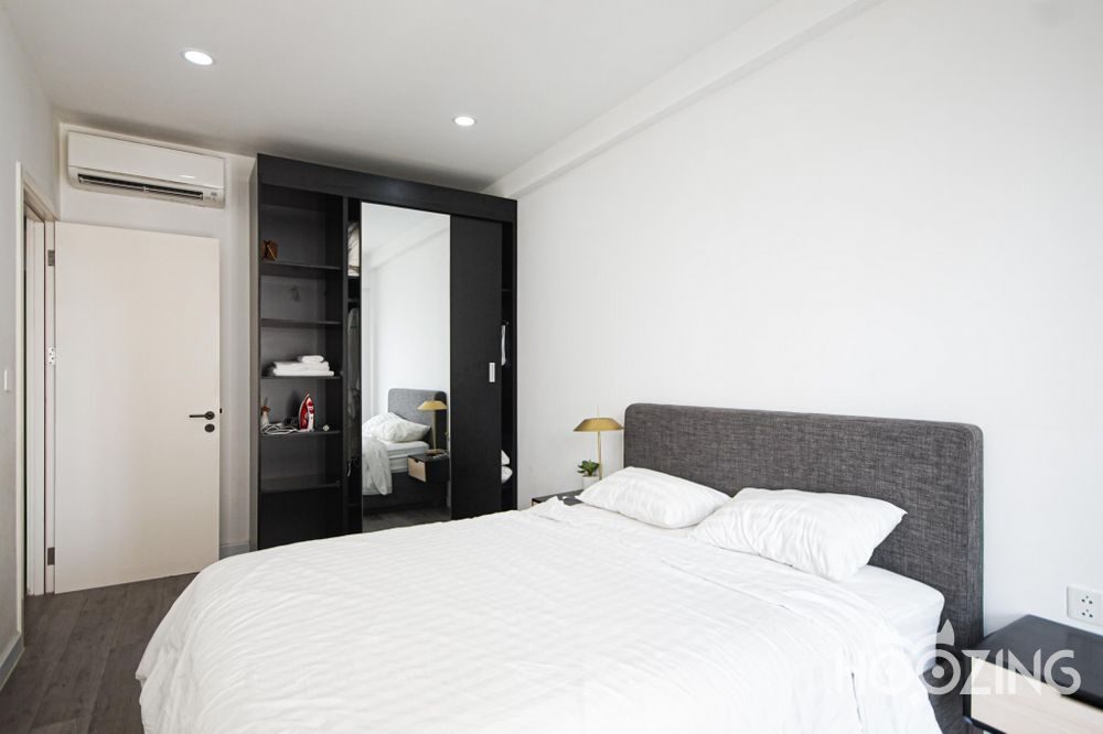 Masteri Millennium Apartment 2 Bedrooms - Fully Furnished & Homey