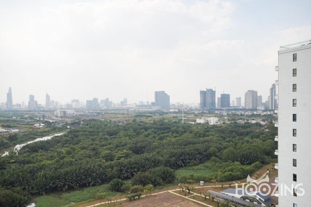 Cho Thuê Căn hộ 2 PN New City - Đầy Đủ Nội Thất & Trang Nhã