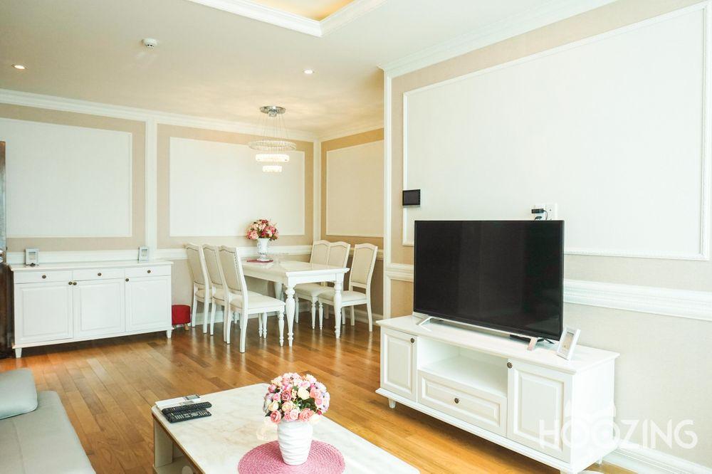 Cho Thuê Căn hộ 2 PN Léman Luxury - Đầy Đủ Nội Thất &  Thanh Lịch