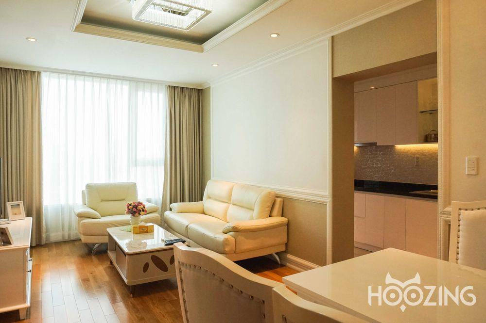Cho Thuê Căn hộ 2 PN Léman Luxury - Đầy Đủ Nội Thất & Tinh Tế