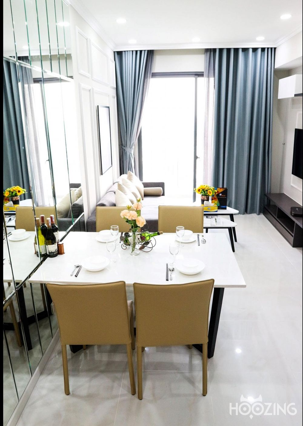 Orchard Garden Apartment 2 Bedrooms - Fully Furnished & Decent