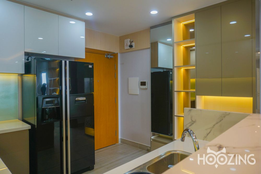 Everich Infinity Apartment 2 Bedrooms - Fully Furnished & Shiny