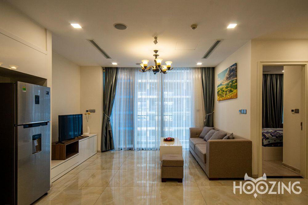 Vinhomes Golden River Apartment 2 Bedrooms - Fully Furnished & Charming