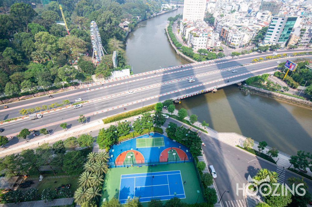 Cho Thuê Căn hộ 3 PN Vinhomes Golden River - Tiện Ích 5 Sao