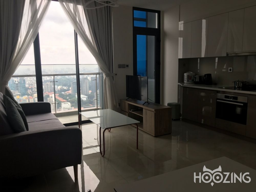 Vinhomes Golden River Office-tel Apartment 1 Bedroom - Fully Furnished & Exquisite