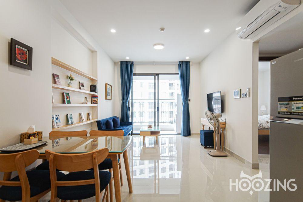 Cho Thuê Căn hộ 2 PN Saigon Royal Residence - Đầy Đủ Nội Thất & Trang Nhã