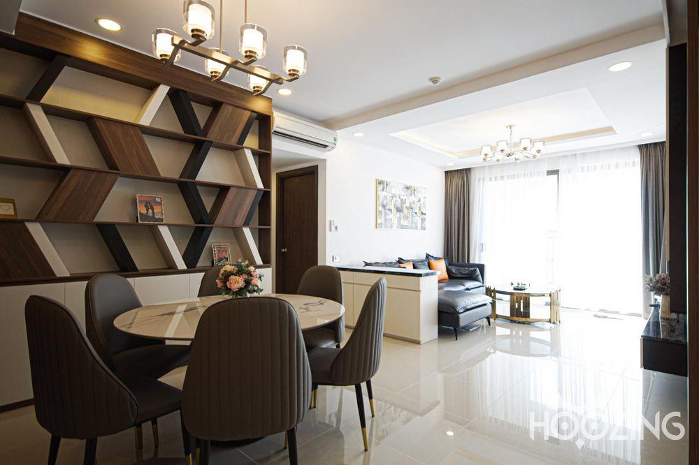Cho Thuê Căn hộ 3 PN Saigon Royal Residence - Đầy Đủ Nội Thất & Xa Xỉ