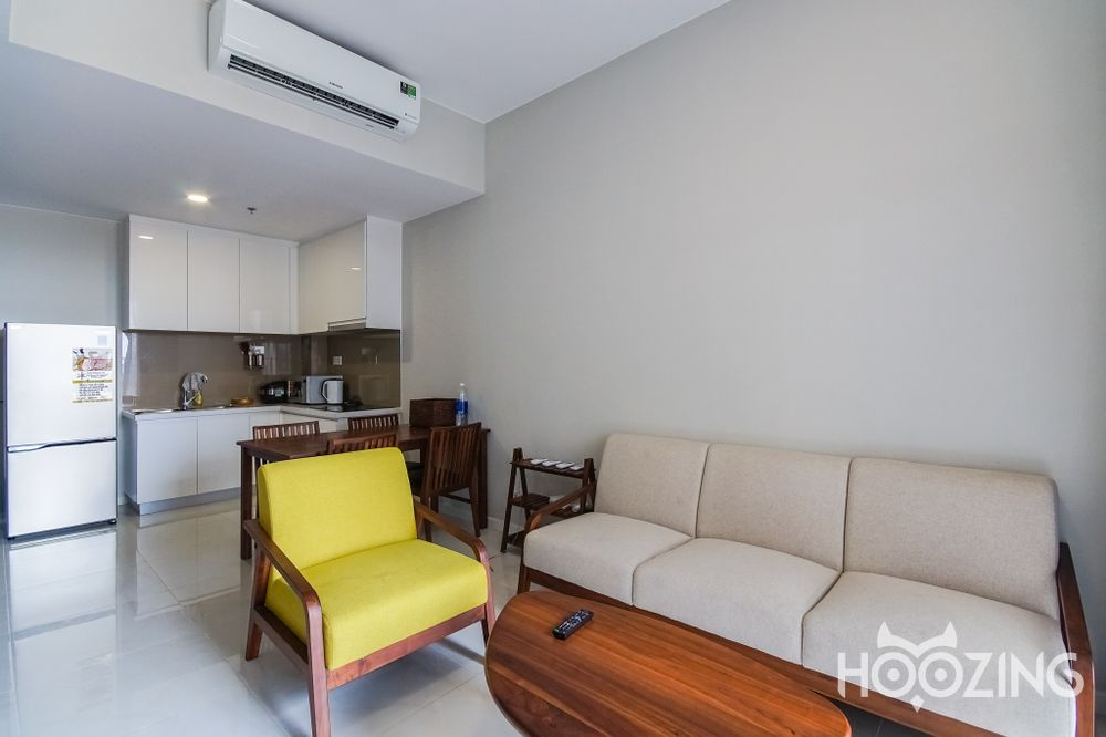 Masteri An Phu Studio Apartment 2 Bedrooms - Fully Furnished & Decent