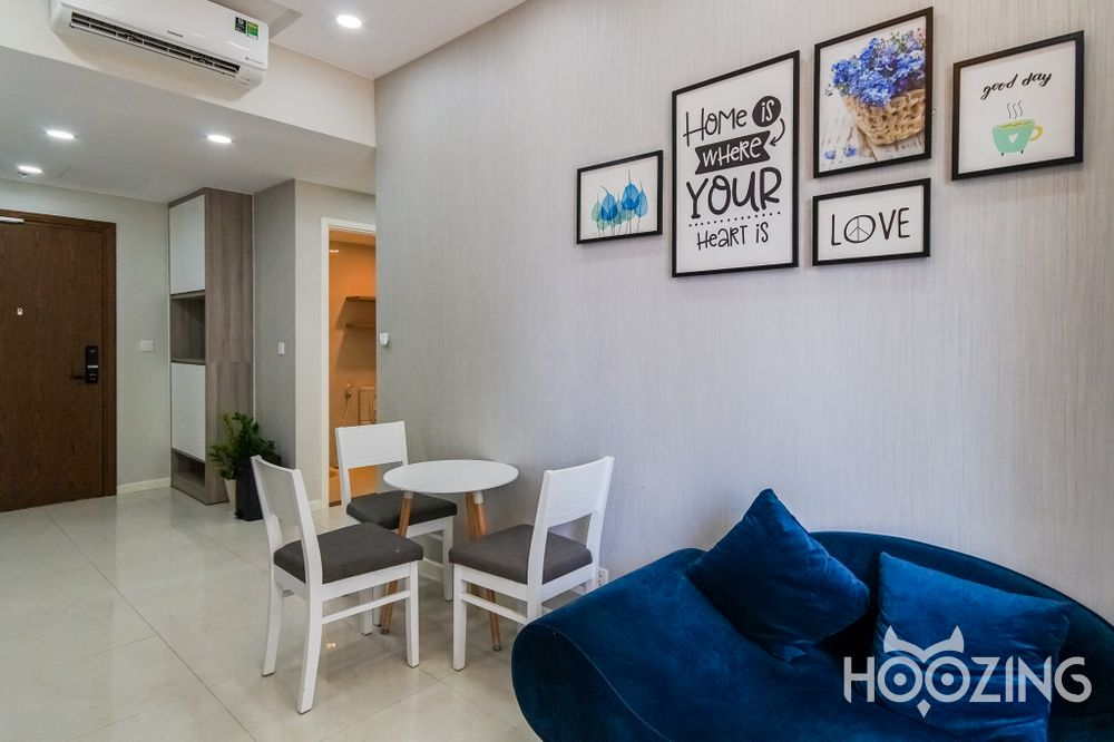 Masteri An Phu Apartment 1 Bedroom - Fully Furnished & Cozy